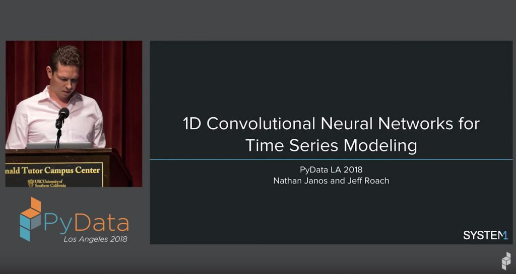 1D Convolutional Neural Networks for Time Series Modeling