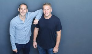 System1 Co-Founder & CEO Chuck Ursini and Co-Founder & President Michael Blend Named 2018 National Entrepreneurs of the Year for Media, Entertainment and Communications
